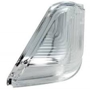Semnalizare oglinda Mercedes Sprinter 209-524, 07.2006-10.2013/ si 10.2013-, Vw Crafter (2e), 12.2005-, alba, fara suport bec, omologare ECE, 0018228320; 0018228920; 18228920; 2E0953049A; A0018228320,