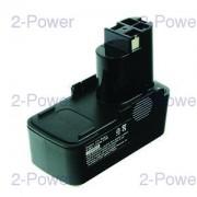 2-Power Verktygsbatteri Bosch 7.2V 3000mAh (2607335153)