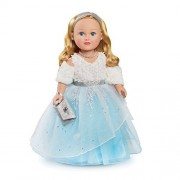 My Life As Brand Products Holiday Winter Princess, 18 Blonde Doll