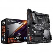 MB, GIGABYTE Z490 AORUS ELITE AC /Intel Z490/ DDR4/ LGA1200