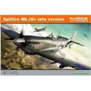 Eduard 1/48 WWU Royal Air Force fighter Supermarine Spitfire Mk.IXc Late Orange line 8281