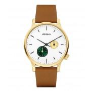 KOMONO Horloges Watch Winston double Subs Groen