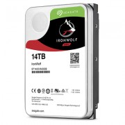 Seagate IronWolf PRO 14TB SATAIII/600, 7200rpm, 256MB cache 5-yr limited warranty