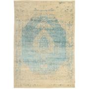 Annodato a mano. Provenienza: India Tappeto Roma Moderni Collection 201x295 Tappeto Moderno