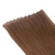 Rapunzel® Extensions Naturali NUOVO! Rapunzel Sleek Tape Extension 5.1 Medium Ash Brown 45 cm