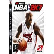 PlayStation 3 Games: NBA 2K7 | 10204178