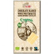 Ciocolata Alba Bio Pronat 100gr