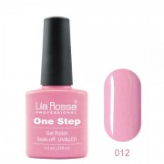 Oja semipermanenta OneStep Lila Rossa Professional 7.3ml OLROS012