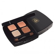ABSOLUTE EYES PRESSED MINERAL EYE SHADOW QUAD (Coral Melange)