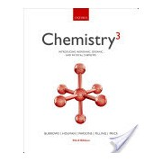 Chemistry3 - Introducing Inorganic, Organic and Physical Chemistry (Burrows Andrew (Department of Chemistry University of Bath))(Paperback) (9780198733805)