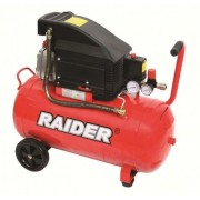 Компресор 50л 1500W - Raider RD-AC02