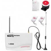 IP-AP013-1M - безжична GSM аларма за дома с 1 безжичен МУК и 2 дистанционни