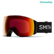 Ochelari Smith I/O Mag XL Black ChromaPop Sun Red Mirror