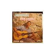 LP em Vinyl - Sacundin Ben Samba - Jorge Bem