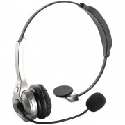 Callstel Profi-Mono-Headset mit Bluetooth, NFC & Noise-Cancelling