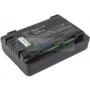 Bateria Panasonic VW-VBY100 HC-V110GK HC-V110P-K 950mAh 3.2Wh Li-Ion 3.7V