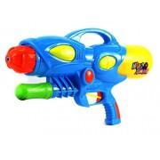 Fun Summer 000 Single Nozzle Pressurized Pump Action Water Gun, Super Blaster Soaker (Colors May Vary)
