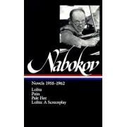 Vladimir Nabokov: Novels 1955-1962: Lolita / Lolita (Screenplay) / Pnin / Pale Fire, Hardcover