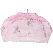 OH BABY Baby Folding 6 SPOKE FULL SIZE PRINTED Mosquito Net FOR YOUR KIDS SE-MN-16
