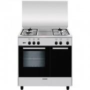 Glem Gas Ar854gi Cucina 80x50 4 Fuochi A Gas Forno A Gas Con Grill Elettrico 49