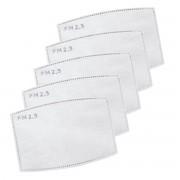 5x Filter do rúška (masky)