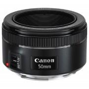 Lente Canon EF 50mm F/1.8 STM Lens 50 F 1.8 - Negro