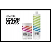 Kit Color Glass Lowell: Gel Revelador 800ml + Pó Descolorante 400g