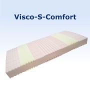 FMP Matratzenmanufaktur 7 Zonen Kaltschaummatratze Visco-S-Comfort H2 80x200 cm