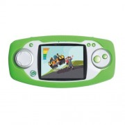 Leap Frog Leapster Gs Explorer Gel Skin, Green (Works Only With Leapster Gs)