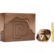Paco Rabanne Lady Million Prive Комплект (EDP 50ml + EDP 10ml) за Жени