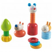HABA Stacking Toy Mouse & Friends 302159
