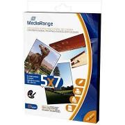 MEDIARANGE 13x18 fényes fotópapír 50 lap
