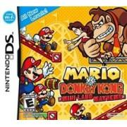 Mario Vs Donkey Kong Mini Land Mayhem Nintendo Ds