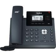 YEALINK SIP-T40G - VoIP-telefoon - SIP, SIP v2, SRTP - 3 lijnen - zwart