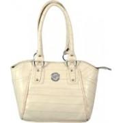 STYLEFASHION Girls White Hand-held Bag