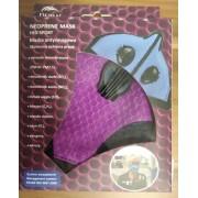 Maska ochronna filtr ffp1 Fioletowa