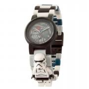 Lego Reloj de pulsera con Minifigura de Stormtrooper - LEGO Star Wars