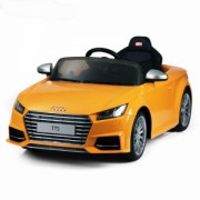 Rastar Ride On Audi Tts Roadster-Žuti (Roadster-Žuti)