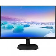 "Philips 243V7QDAB/00 23.8"" Monitor VGA, DVI-D, HDMI"