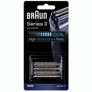 Náhradný nôž BRAUN pack series3 silver/32S