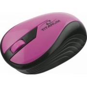 Mouse Wireless Esperanza TM114P 1000DPI Roz