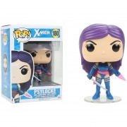 Funko Pop Psylocke Xmen Vinyl X-men Marvel