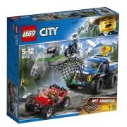 Lego City Perseguição na Montanha, 60172 LEGOMulticolor- TAMANHO ÚNICO
