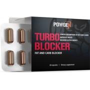 PowGen Turbo Blocker Halbiert die Aufnahme von Fett und Kohlenhydraten 1-monatiges Programm 60 Kapseln PowGen
