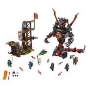 Lego® Ninjago Zorii Destinului De Fier - L70626