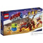 LEGO Movie - Ultrakatty şi Războinica Lucy (70827)