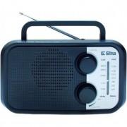 Radio cu ceas eltra DANA negru