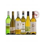 Probierkisten Weißwein ungeschwefelt Biowein Probierkiste / 3 Flaschen