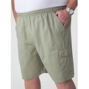 Lowes Plain Elastic Cargo Shorts