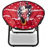 Fotoliu pliabil pentru copii Minnie Mouse Delta Children
